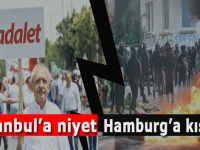 """""""İstanbul'a niyet Hamburg'a kısmet"""""""