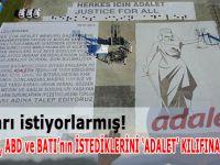 'Türkiye'ye ihanet yürüşüşü'nün dilekçesinde ne yazıyor?