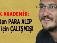 Koray Çalışkan çok akademik ve çalışkan: CHP'den para alıp, FETÖ için çalışmış!