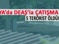 Konya'da DEAŞ'la çatışma; 5 terörist öldürüldü!