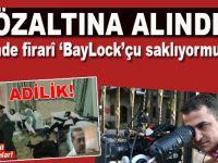 Skandal sahneleri çeken yönetmen evinde sakladığı firarî 'Baylock'çu ile birlikte gözaltına alındı!