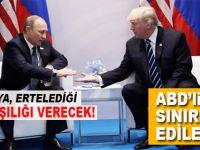 Rusya, ABD'li diplomatları sınırdışı ediyor!