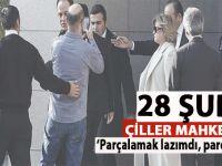 """Tansu Çiller mahkemede """"28 Şubat darbedir!"""" dedi"""