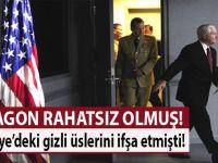"""Pentagon rahatsız olmuş; """"Kaygılarımızı Türk Hükümetine ilettik!"""""""