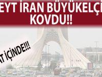 Kuveyt İran Büyükelçisi'ni kovuyor!!