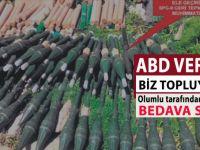 ABD'nin silahları PKK ininden çıktı!