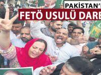 Pakistan'da FETÖ usulü yargı darbesi!