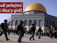 200 Yahudi yerleşimci Mescid-i Aksa'ya girdi