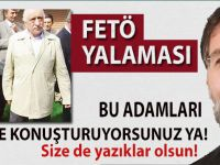 Ahmet Hakan'dan Hüseyin Gülerce'ye: FETÖ yalaması