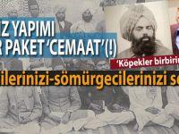 """Kadıyani-FETÖ: """"İşgalcilerinizi, sömürgecilerinizi sevin!"""""""