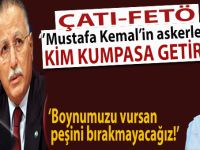 """Mustafa Kemal'in askerlerini"" kim kumpasa getirdi?"