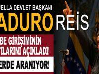 Venezuela'da Maduro'ya karşı düzenlenen darbe girişiminin ayrıntıları ortaya çıktı!