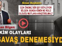 """Baykent; '6/8 Ekim olayları iç savaş denemesiydi diyen Ayhan Bilgen'in sözleri çok önemli!"""""""