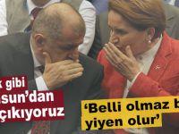 MHP'li muhalifler Samsun'dan yola çıkacakmış!