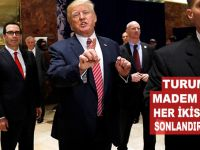 Trump istifalar sonrası Danışmanlar Konseyini fesh etti!
