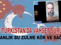 Doğu Türkistan'da vahşet sürüyor!