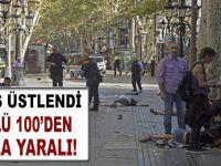 Barcelona'daki saldırıda ayrıntılar netleşti!