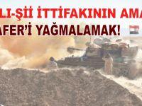 Haçlı-Şii ittifakının amacı Telafer'i yağmalamak!