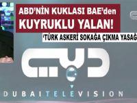 """CIA, Birleşik Arap Emirlikleri medyasını Türkiye aleyhine """"öttürmeye"""" başladı!"""