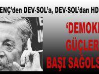 Dev-Genç liderlerinden Bülent Uluer hayatını kaybetti!
