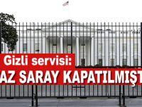 Beyaz Saray, şüpheli çanta bulunduğu gerekçesiyle kapatıldı