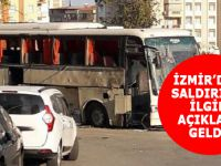 İzmir'deki saldırının detayları ortaya çıktı