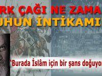 Recep Yazgan: Türk çağı ne zaman!