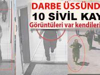 Akıncı'da 10 sivil; görüntüleri var kendileri yok!