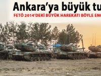Ankara'ya büyük tuzak! 2014'teki dev harekatı FETÖ böyle engellemiş!