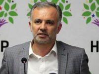 HDP'li milletvekili Ayhan Bilgen tahliye edildi
