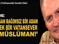 """Çakal Carlos: """"Gönüldaş Erdoğan gerçekten Türkiye'nin bağımsızlığını kazanmasını istiyor ve bunun için.."""""""