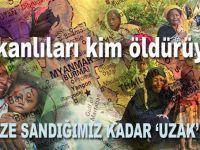 Hilal Kaplan; Arakanlıları kim öldürüyor?
