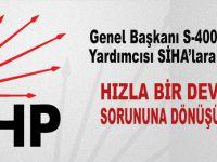 """""""CHP, hızla bir devlet sorununa dönüşüyor!"""""""