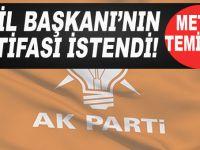 Ak Parti'de 12 İl Başkanının istifası istendi!