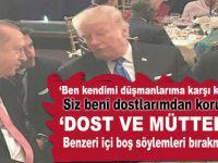 """Mehmet Barlas: """"Dostlarımızdan nasıl korunacağımızın yollarını bulmalıyız!"""""""