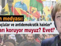 """Alman medyası: """"Türkiye'den gelen hainler hiçbir ceza almadan Almanya'da yaşıyor"""""""