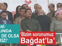 """Barzani: """"Türk yetkililere bu mesajımın açık bir şekilde ulaşmasını istiyorum!"""""""