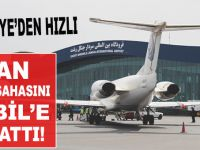 İran, Erbil'den kalkan uçaklara karşı hava sahasını kapattı!