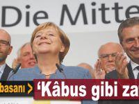 """Alman basını: """"Kâbus gibi zafer!"""""""