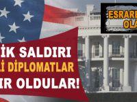 """Sonik saldırı; ABD'li diplomatlar """"sağır"""" oluyor! Sebebi anlaşılamıyor!"""