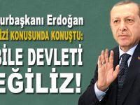 """Cumhurbaşkanı Erdoğan """"Vize krizi"""" hakkında ilk kez konuştu!"""