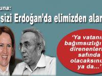 """Salih Tuna: """"Artık sizi Erdoğan da elimizden alamaz!"""""""