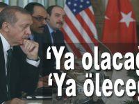 """Fadime Özkan: """"Ya olacağız, ya öleceğiz!"""""""