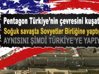 """Haşmet Babaoğlu: """"Pentagon, Türkiye'nin çevresini kuşatıyor!"""""""