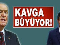 MHP'den Ahmet Davutoğlu'na bir tepki daha!