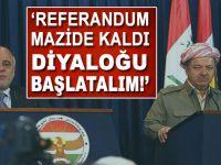 """""""Referandum mazide kaldı, diyaloğu başlatalım!"""""""