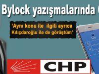 Bylock yazışmalarında CHP!