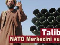 Taliban NATO merkezini füzelerle vurdu!