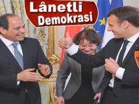 """Batı'nın """"demokrasi paravanı"""" yine devrildi, ortaya bu görüntüler çıktı!"""