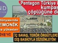 """""""Cumhurbaşkanı Erdoğan'ın şahsında ülkemize yönelik bütün kirli senaryoları devreye soktular.!"""""""